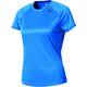 adidas D2M Løbe T-shirt Damer blå